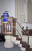 christ church pulpit