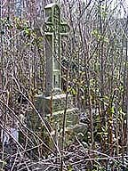 some parts of the graveyard are very overgrown and in need of attention