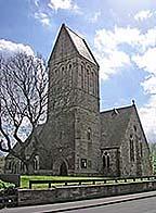 Church christ exterior