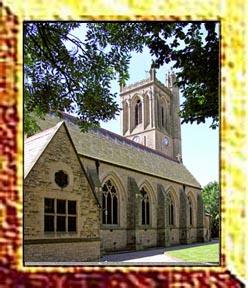 st peter church, swinton, lanc's